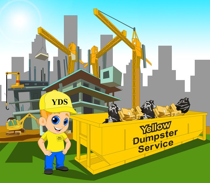 commercial and construction dumpster rental